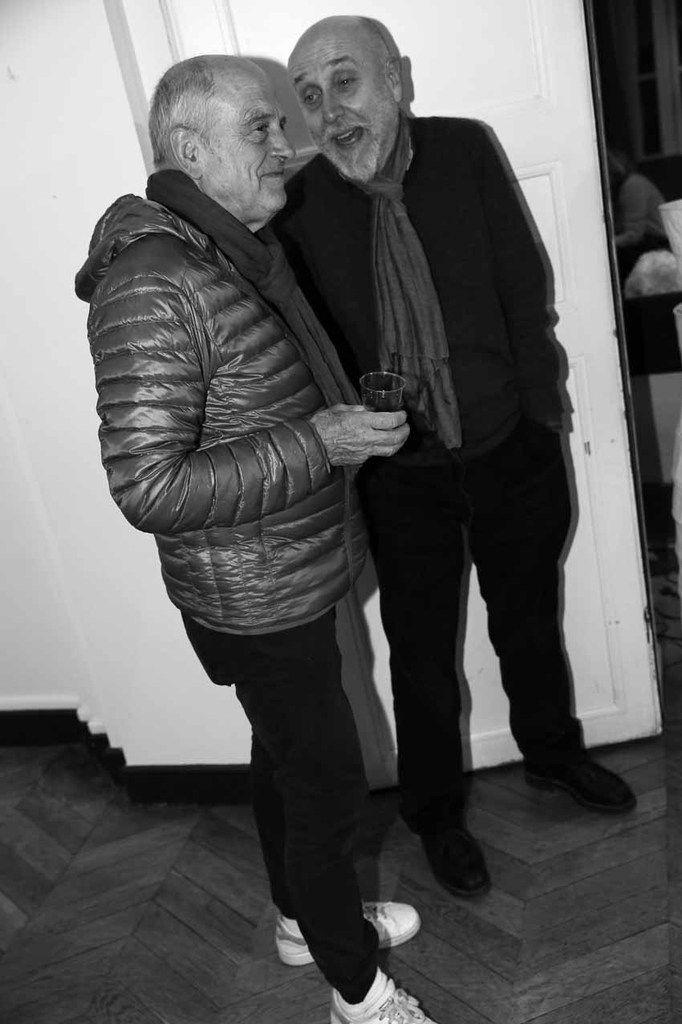 Pat Andrea, Jorge Boskowsky