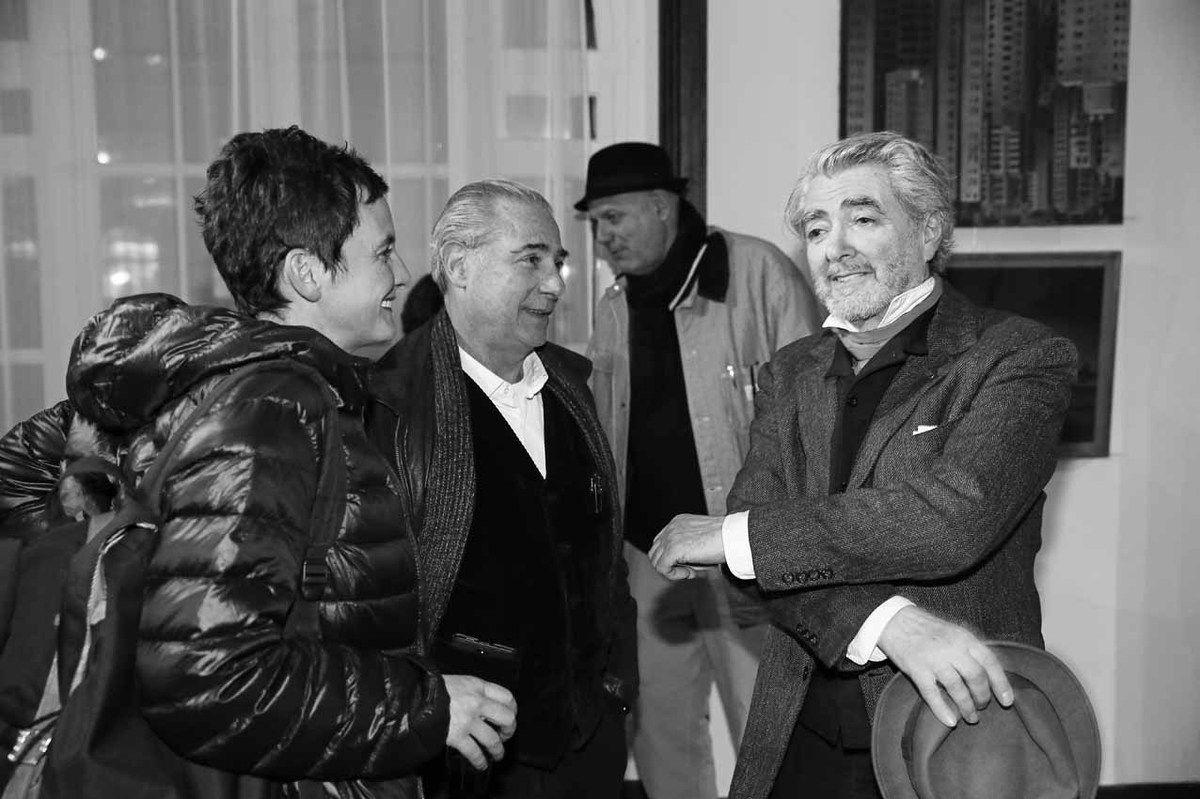 Christine Seghezzi, Pablo Katz, Rafael Bueno, Ruben Alterio