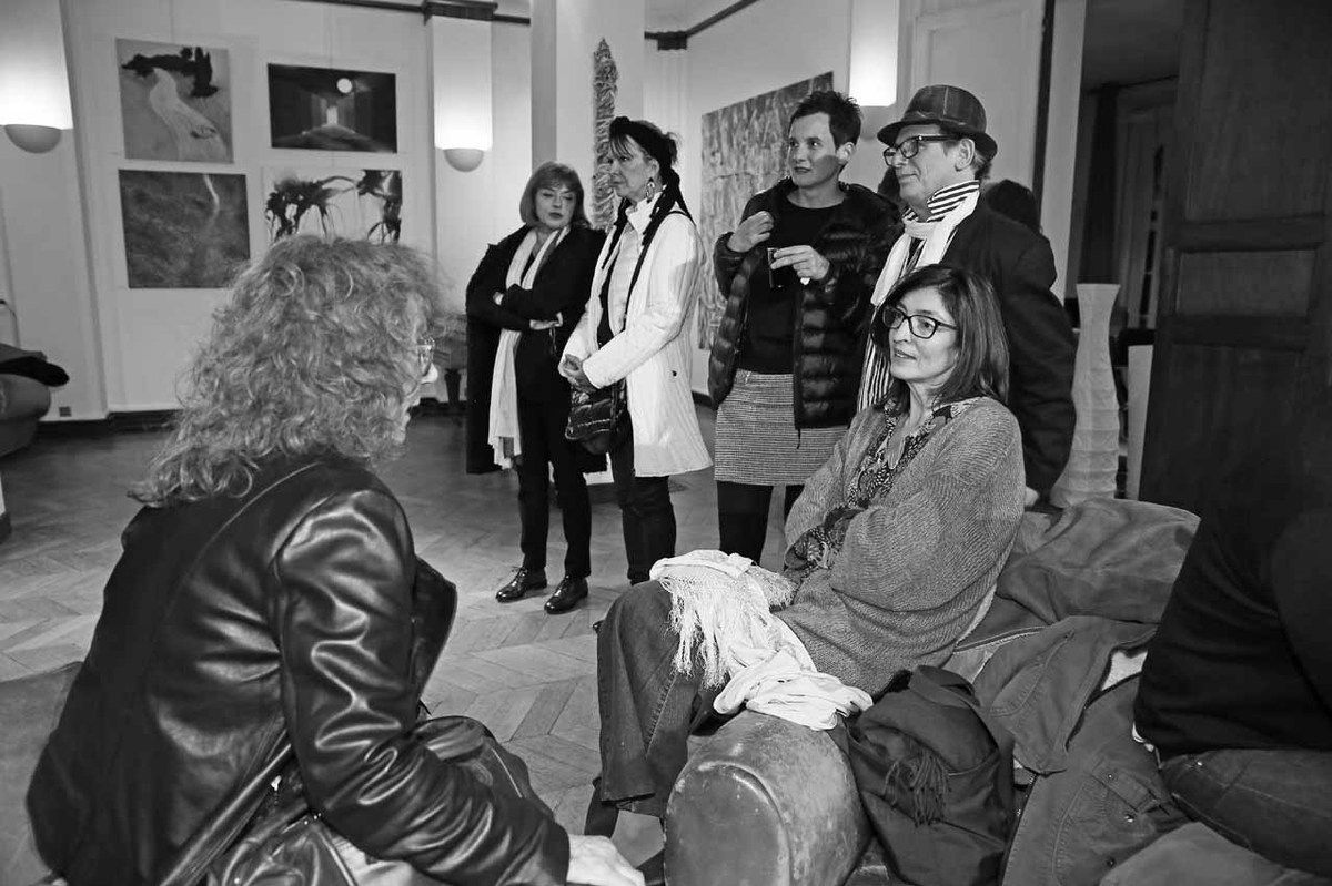Silvia Beatriz Bolotin Kogon, Inconnue, Jolanta Lipski, Christine Seghezzi, Ricardo Mosner, Alejandra Verga