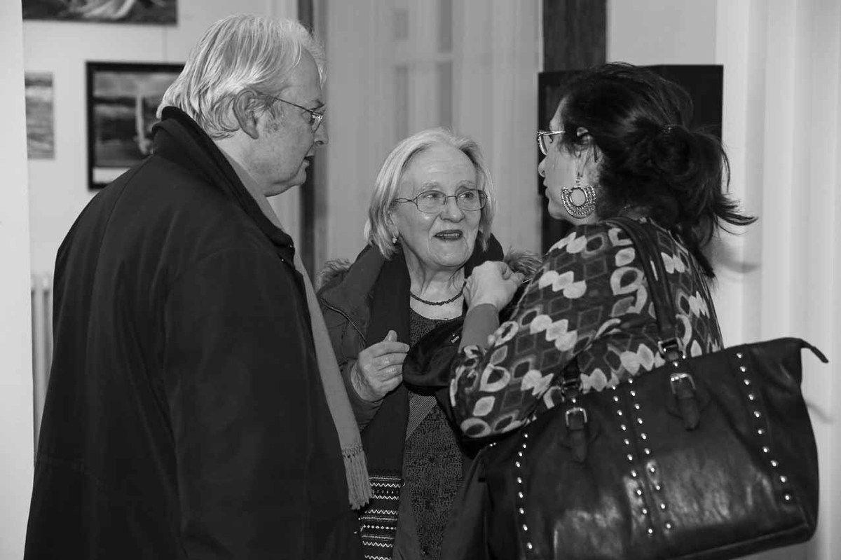Guillermo Krasnopolsky, Cristina Martinez, Paula Noé-Murphy