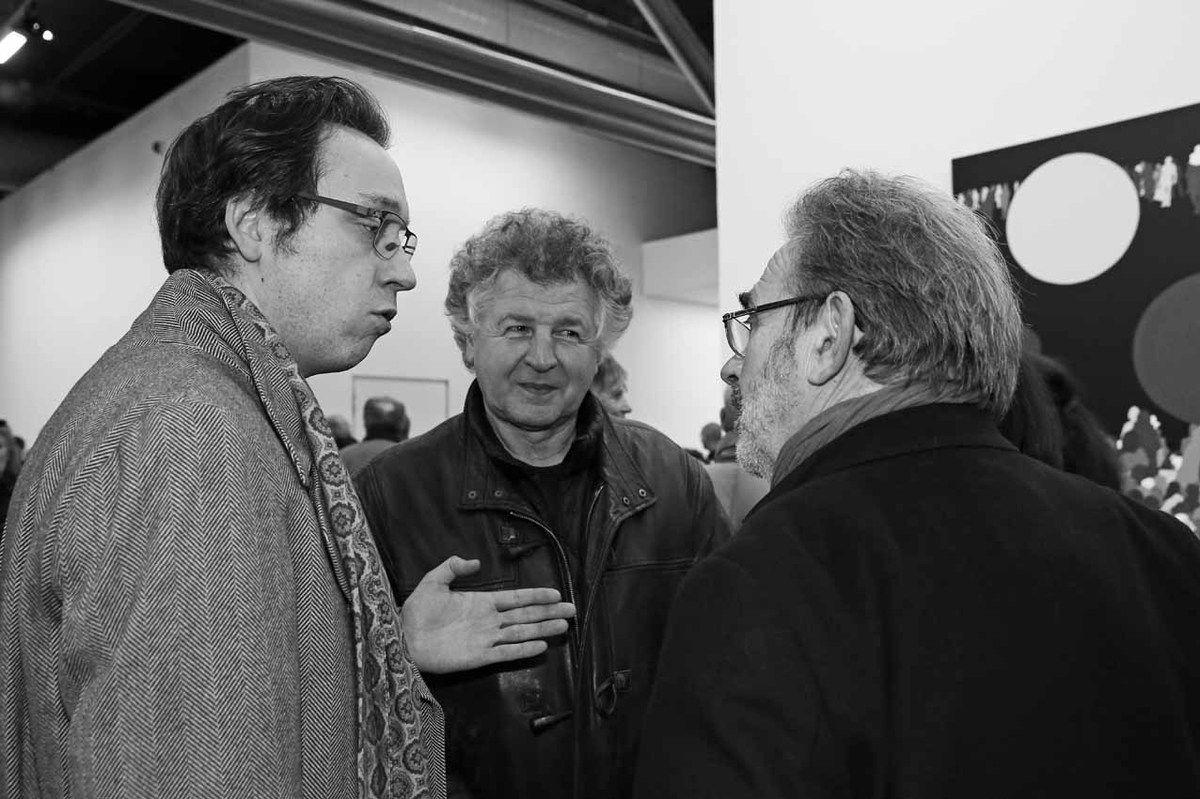 Guillaume Picon, Ivan Messac, Robert Bonaccorsi