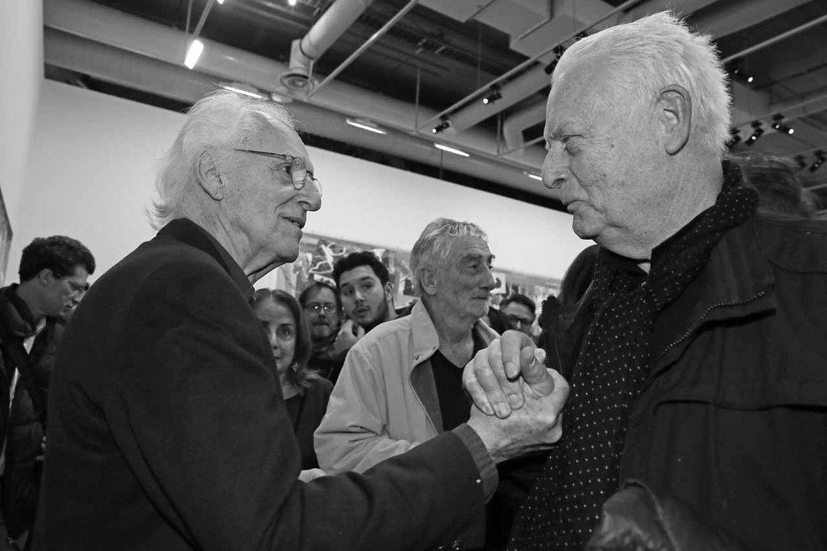 Gérard Fromanger, Ljuba, Christian Jaccard