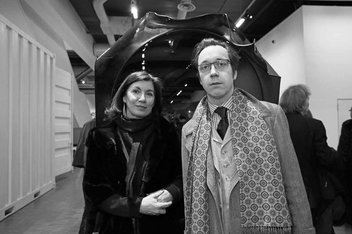 Valérie Bach, Guillaume Picon