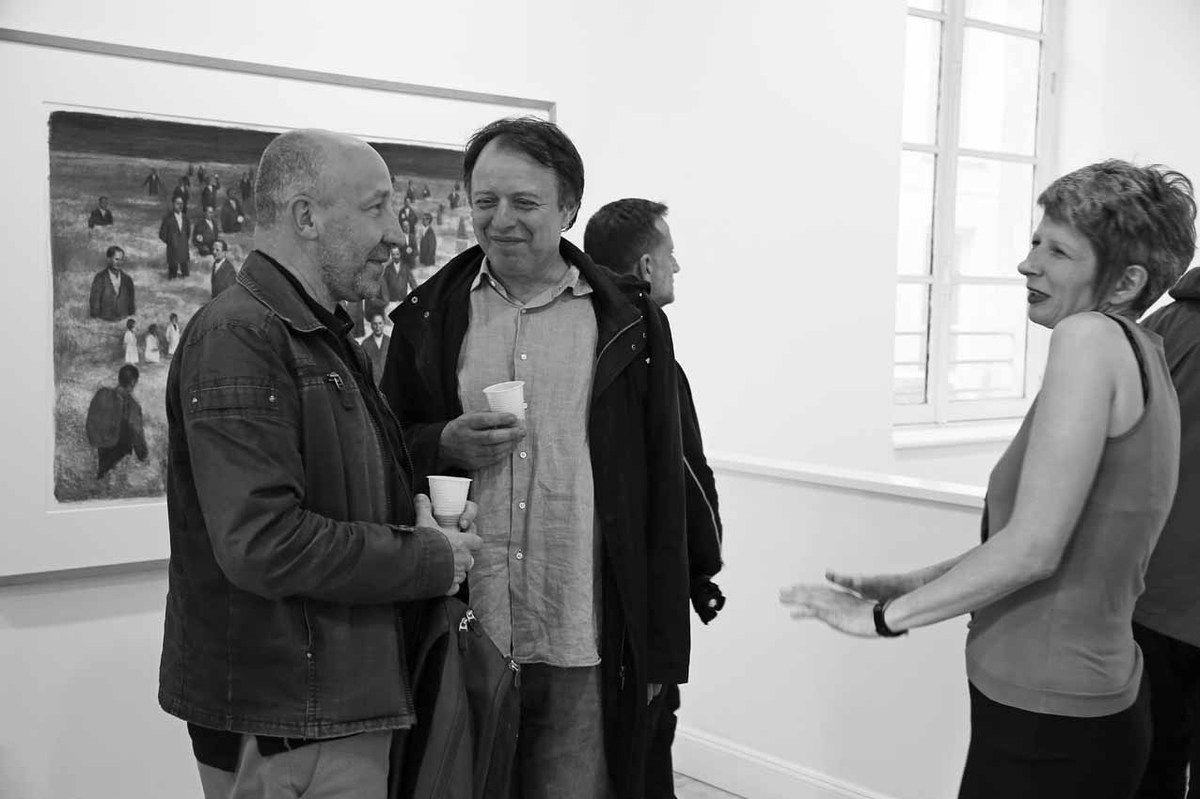 Elzévir, Philippe Richard, Maria Lund
