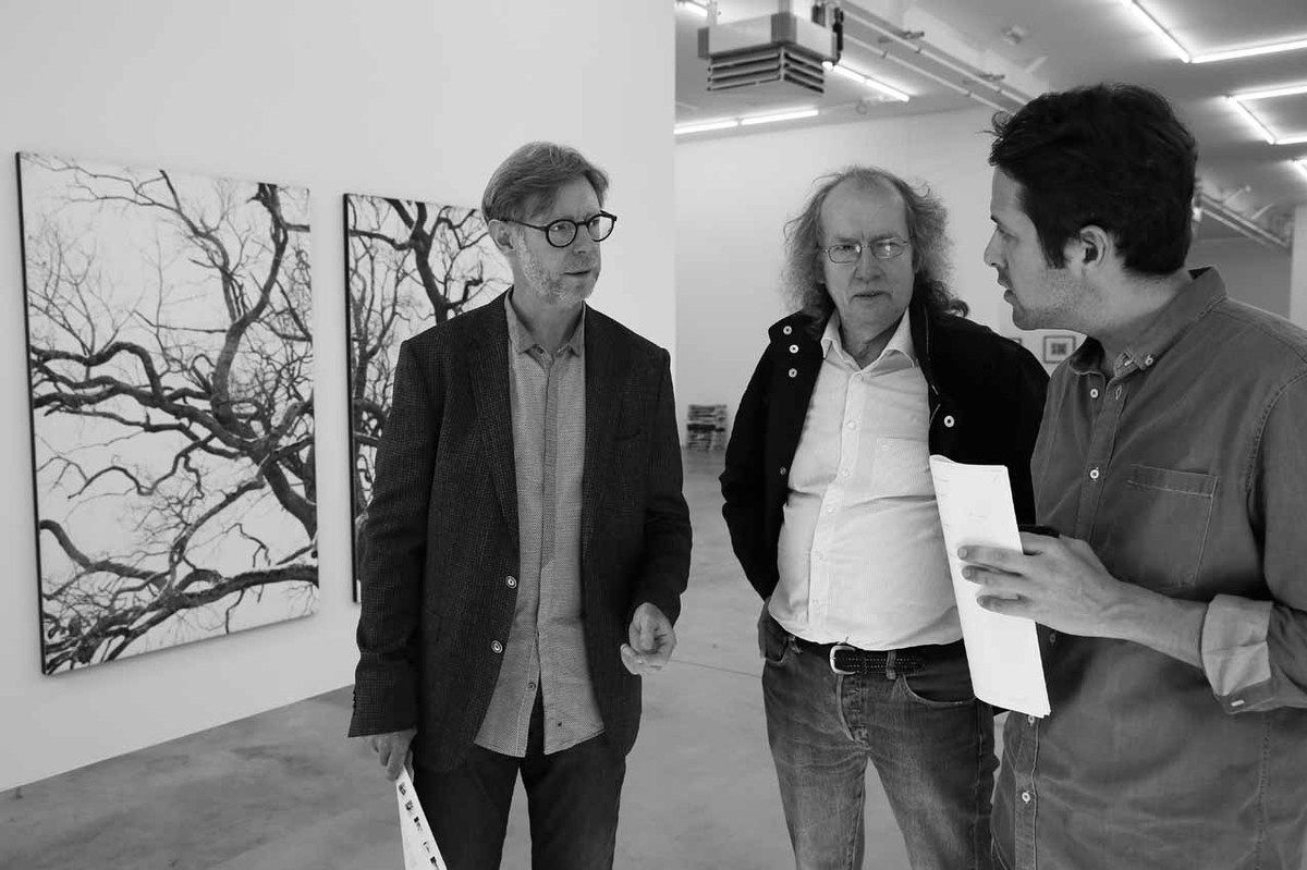 Guillaume Nogacki, Charles-Louis Aschman, Loïc Bénétière
