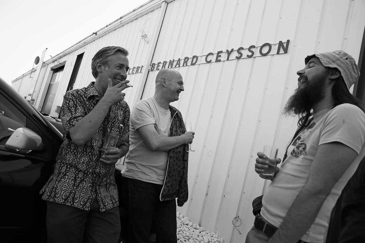 Frank Nitshe, Eberhard Havekost, Markus Bacher