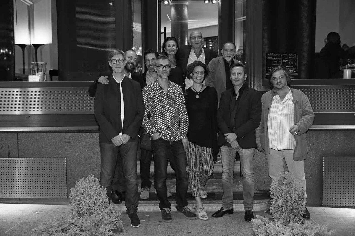 Guillaume Nogacki, Zine El Abidine Ramdani, Franck Chalendard, Rémy Jacquier, Brigitte Ferrari, François Fauchon, Rachel Jacquier, Noël Dolla, Pascal Pinaud, Ronan Barrot