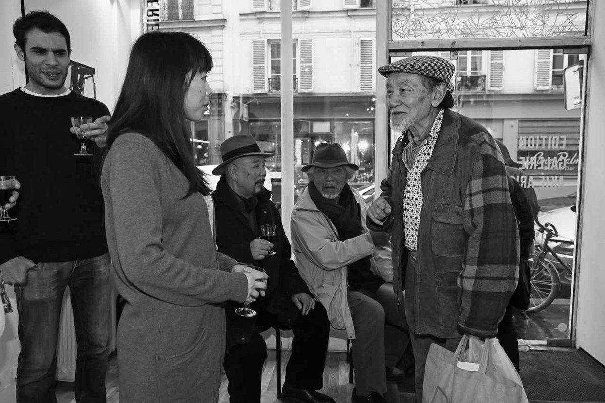 Inconnu, Inconnue, Haruhiko Sunagawa, Kishida Katsuji, Hiroshi Harada