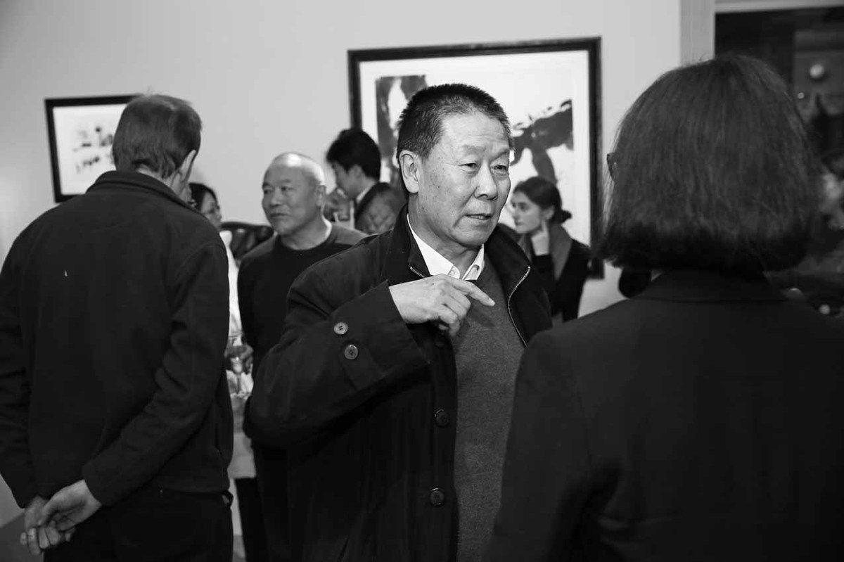 Wang Keping, Qu Lei Lei