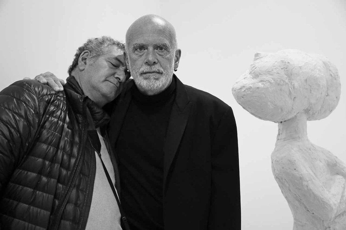 Patrick Chelli, Francesco Clemente