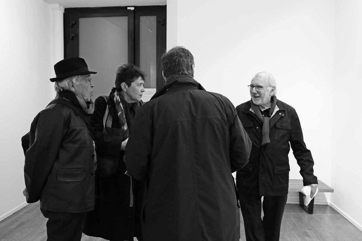 Jean-Claude Quemin, Françoise Quemin, Dominique Agostini, Philippe Piguet
