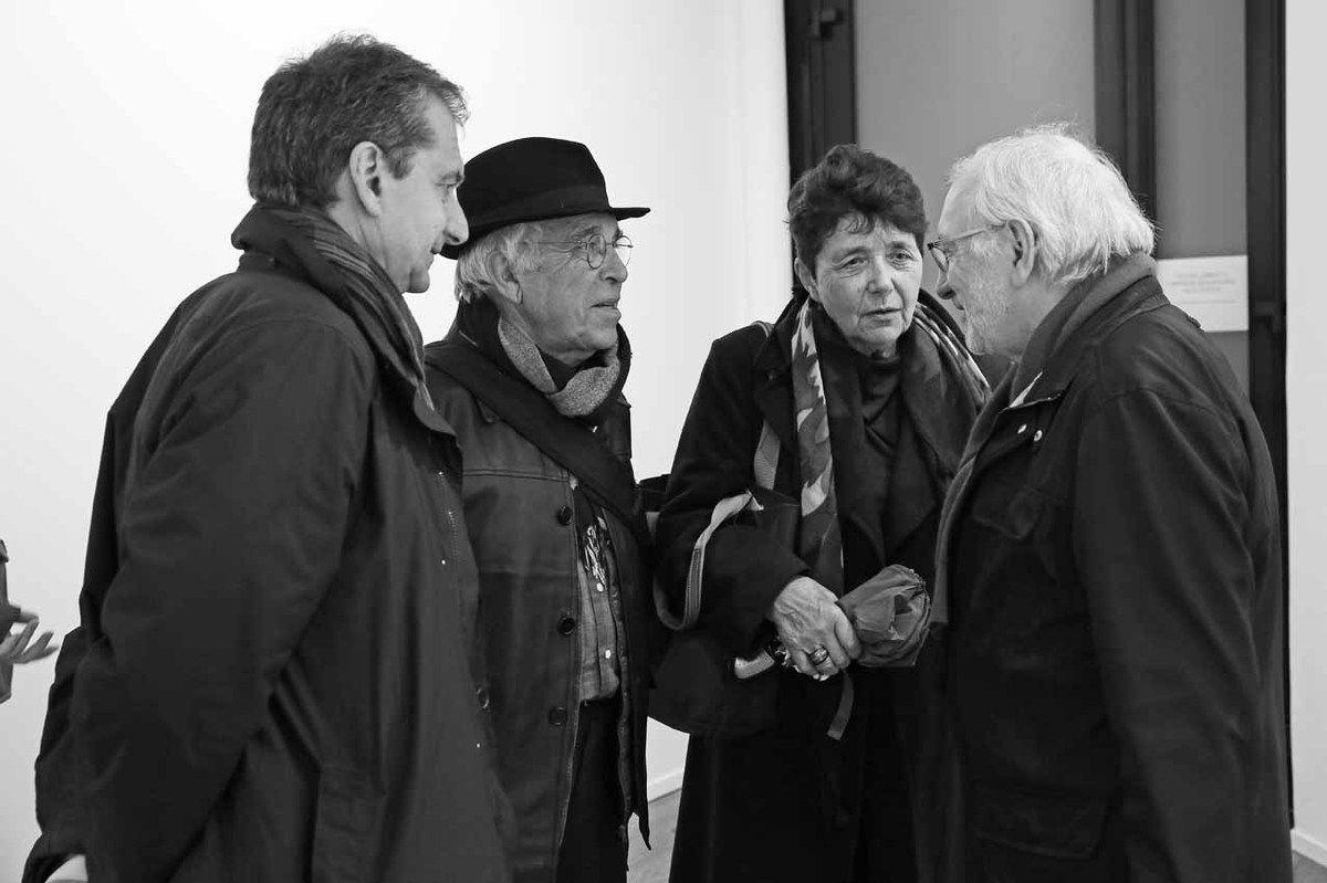 Dominique Agostini, Jean-Claude Quemin, Françoise Quemin, Philippe Piguet
