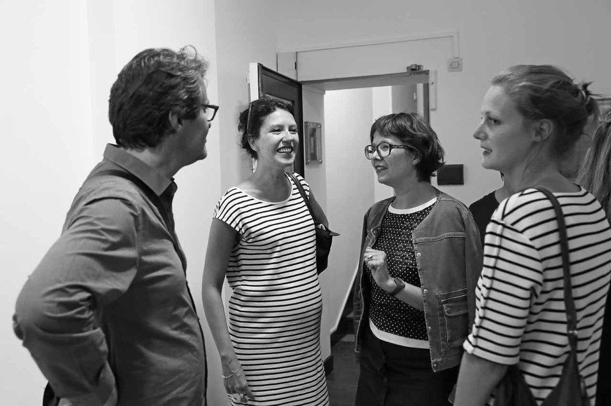 Pierre Wat, Martina Mutti, Emilie Ovaere-Corthay, Justine Zelmar