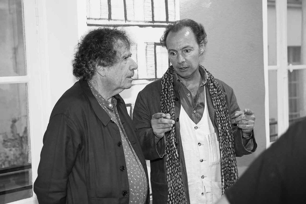 Alain Veinstein, Guy de Malherbe