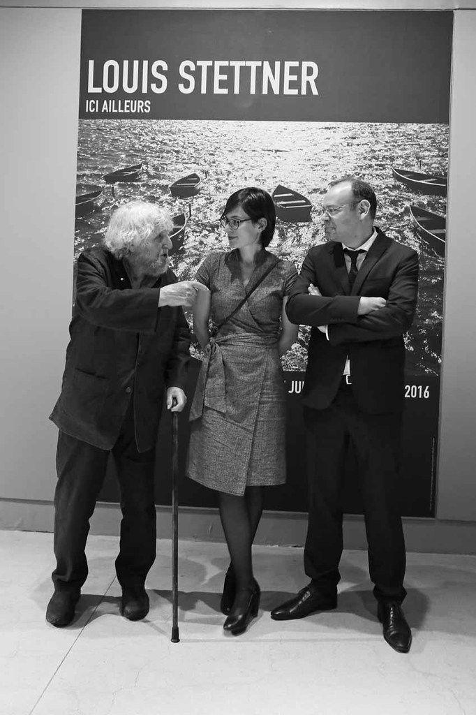 Louis Stettner, Julie Jones, Clément Chéroux