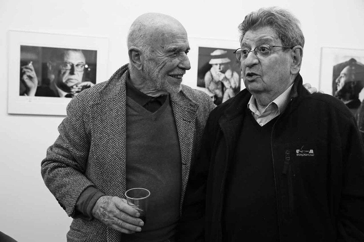 Peter Knapp, Léon Herschtritt