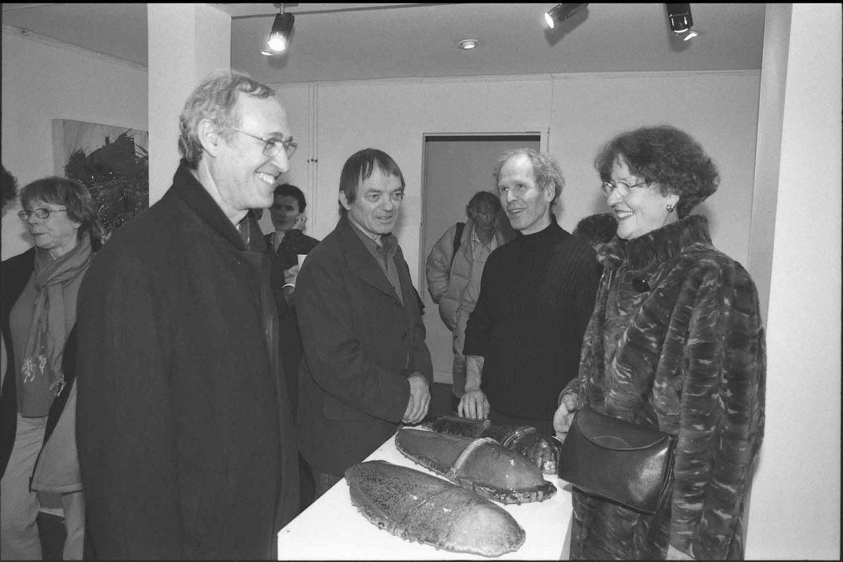 Adrien Ostier, Bernard Dejonghe, Daniel Sarver, Luce Ostier