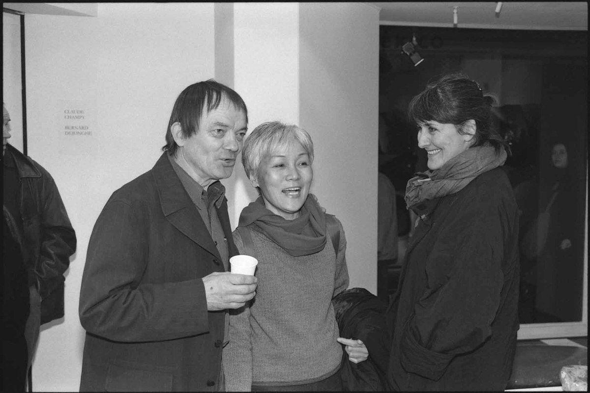 Bernard Dejonghe, Haguiko, Carole Andréani