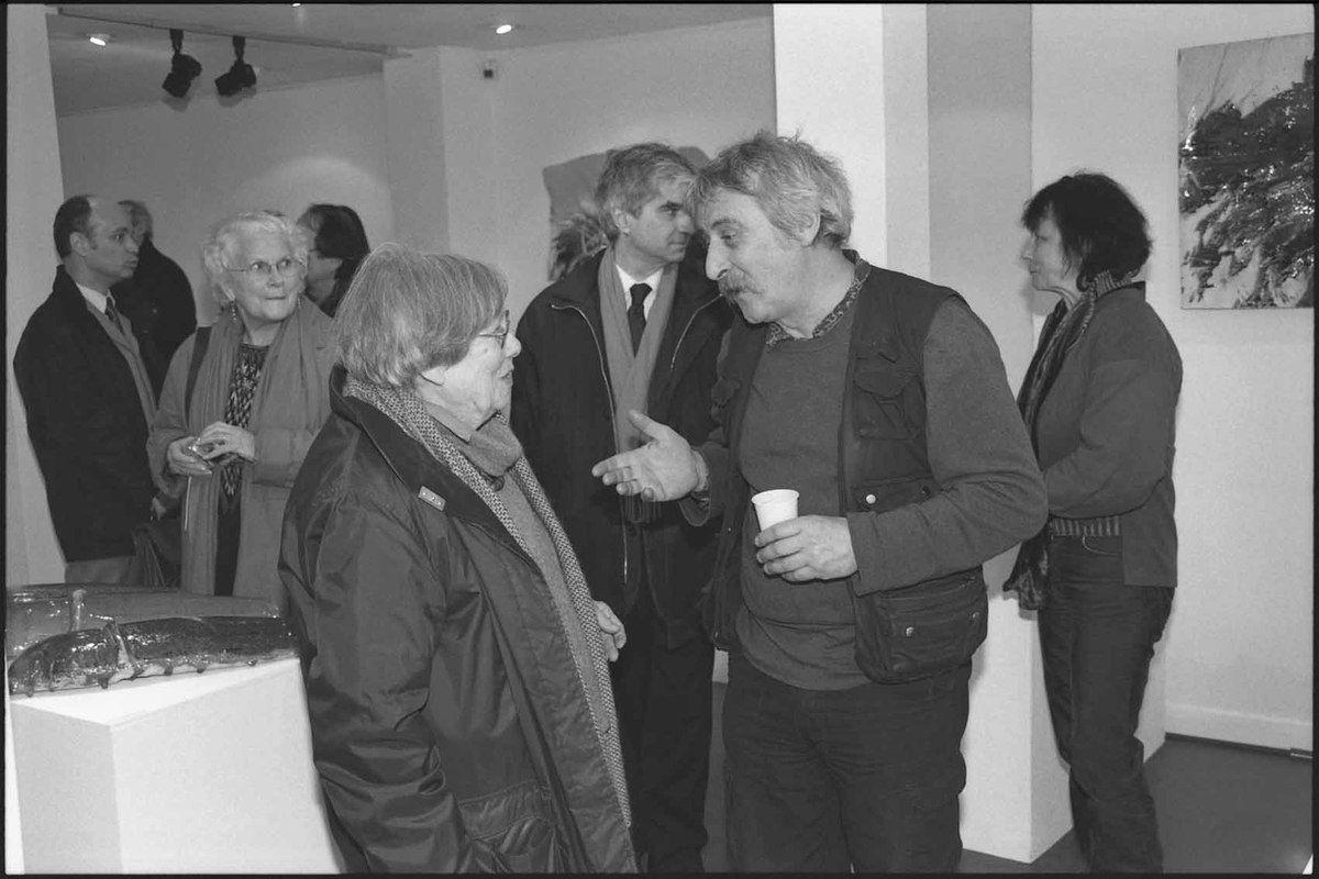 Martine Ménard, Jacqueline Lerat, Claude Champy, Agathe Larpent