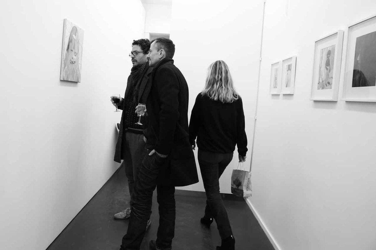 Youcef Korichi, Vincent Bizien, Maïa Muller