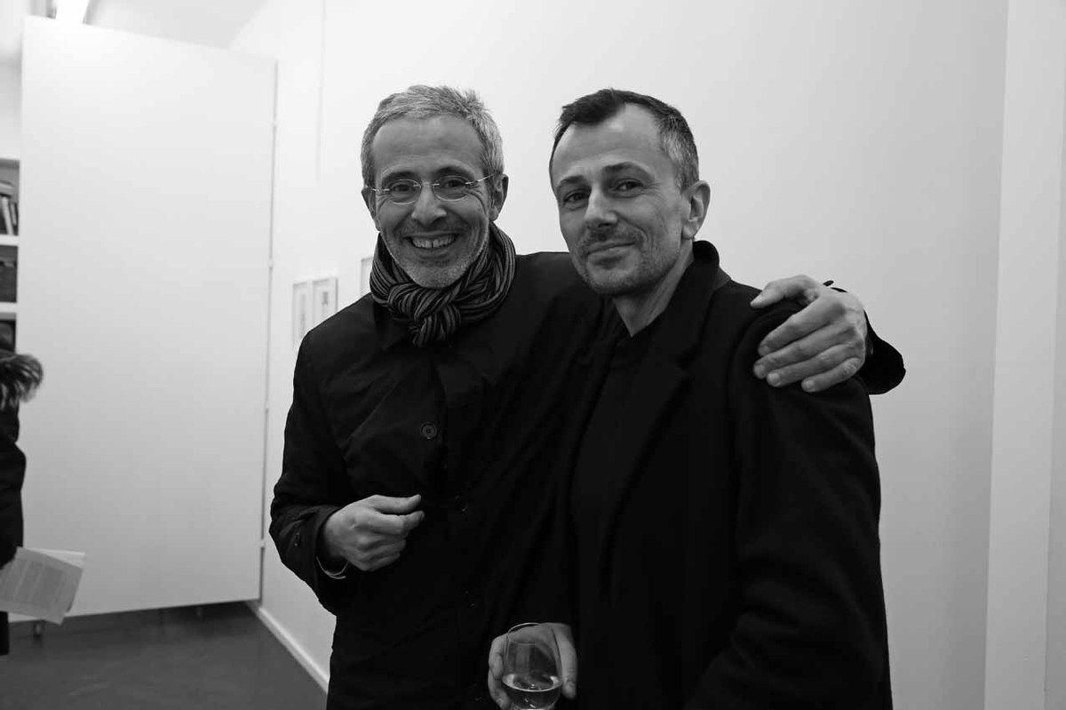 Philippe Marin, Vincent Bizien