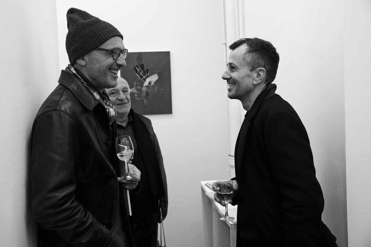 Inconnu, Jean-Paul Chatenet, Vincent Bizien