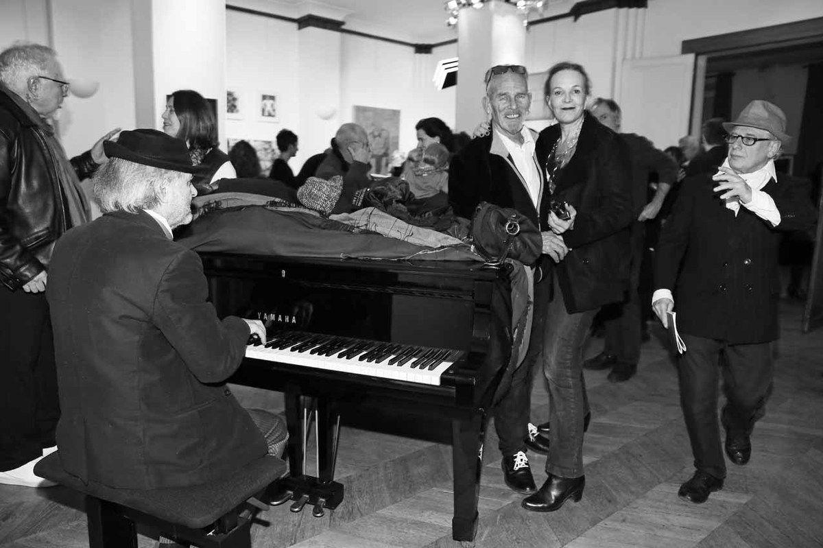 Inconnu, Ruben Alterio, Inconnue, Roberto Plate, Marie Binet, Ricardo Mosner