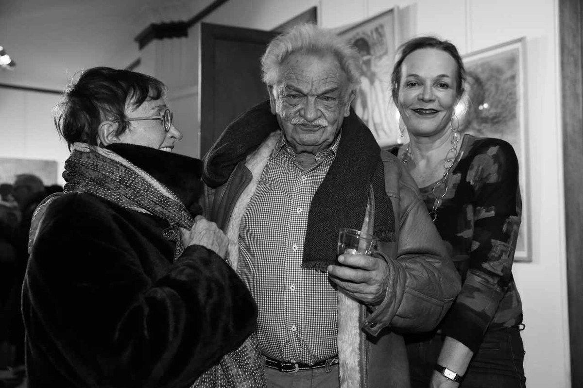 Inconnue, Antonio Segui, Marie Binet