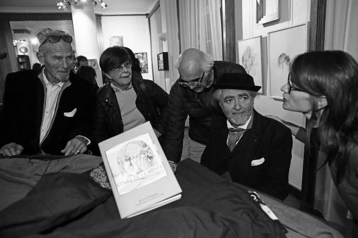 Roberto Plate, Marie Orensanz, Rodolfo Natale, Ruben Alterio, Agustina Primo