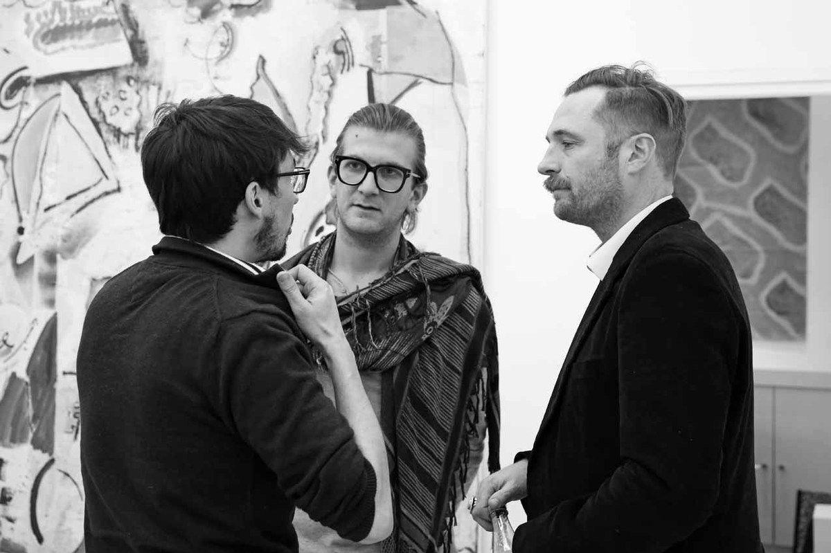 François Ceysson, Loïc Garrier, Jesse Willenbring
