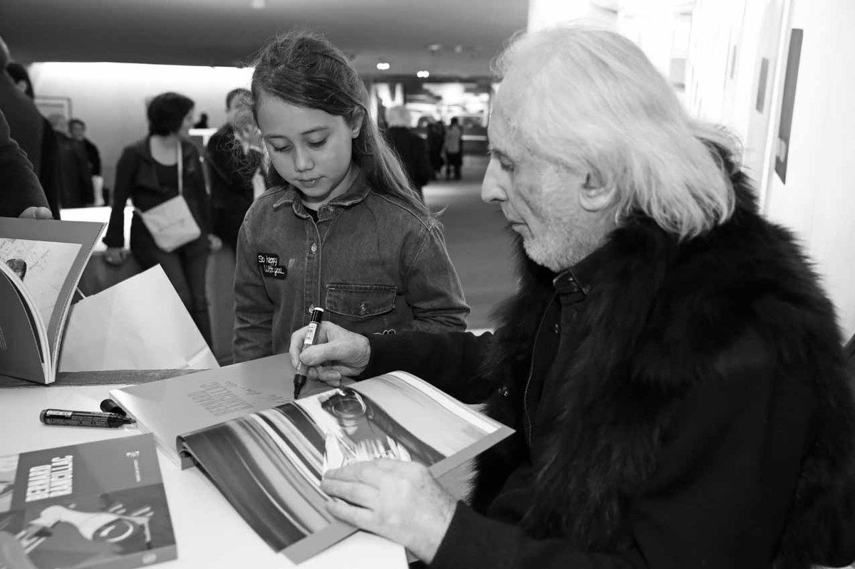 Annabel-Lee Faroux, Bernard Rancillac