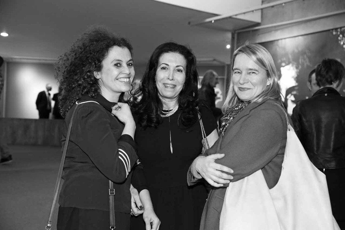 Myriam Hachimi-Alaoui, Djohar Rancillac, Inconnue
