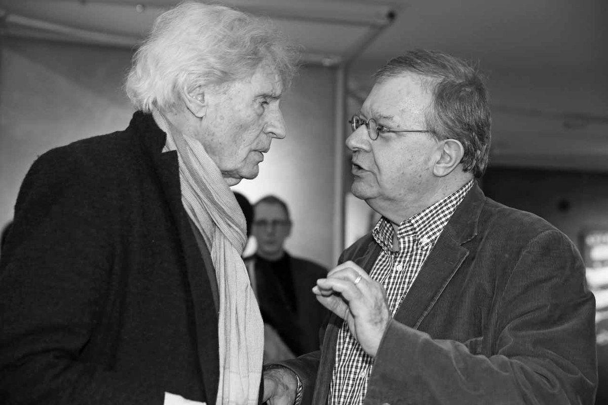 Peter Klasen, Bernard Vasseur