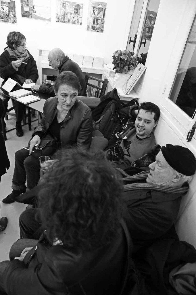Inconnue, Fabio Rieti, Leonor Rieti, Luis Abad, Nicky Rieti