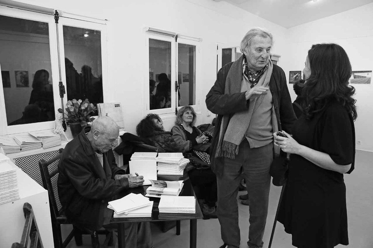 Fabio Rieti, Guy de Rougemont, Sabine Bayasli