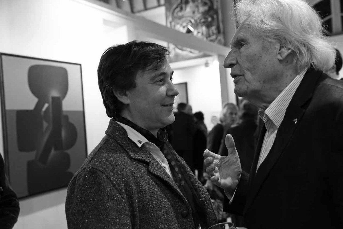 Renaud Faroux, Peter Klasen