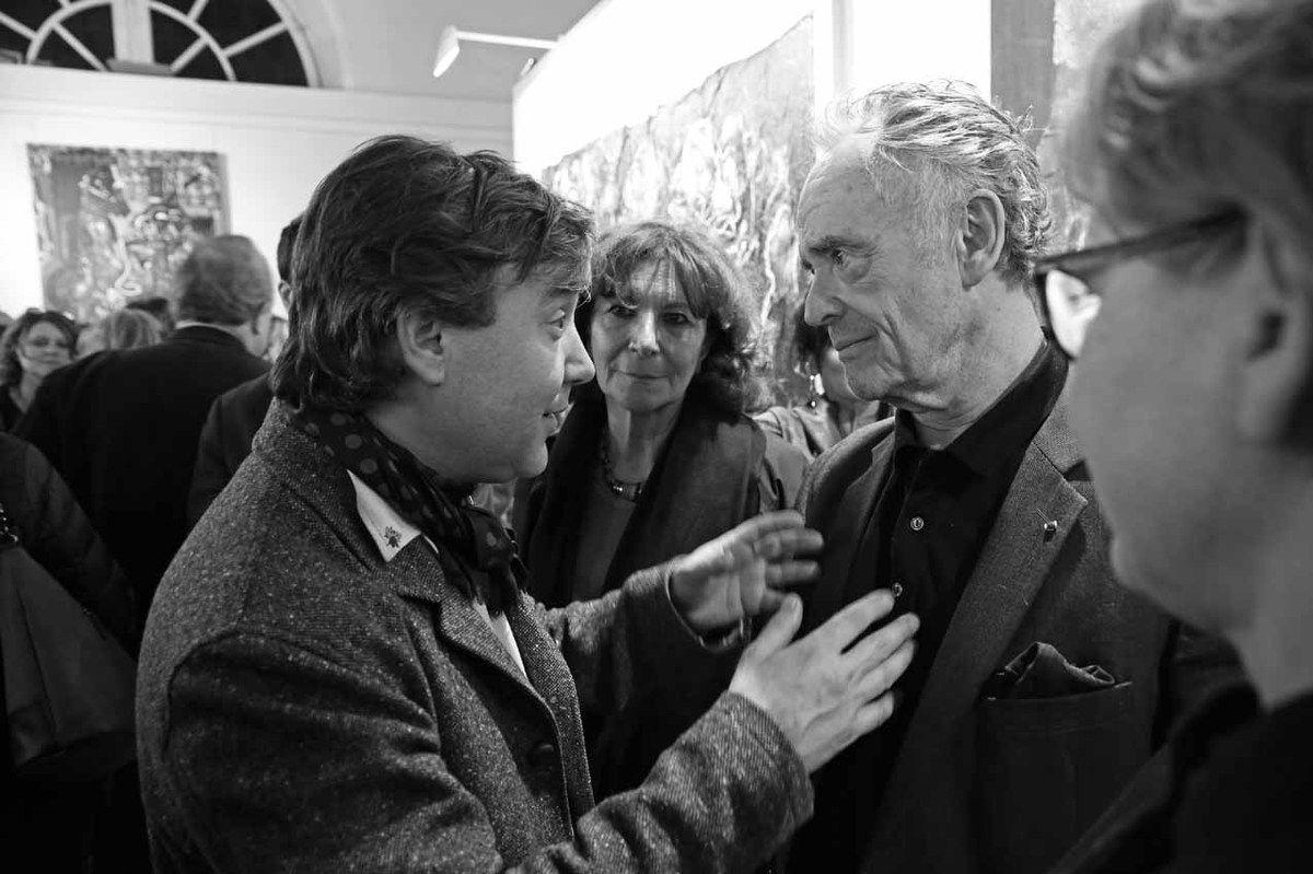 Renaud Faroux, Jacqueline Brochen, Jean-Claude Casadesus