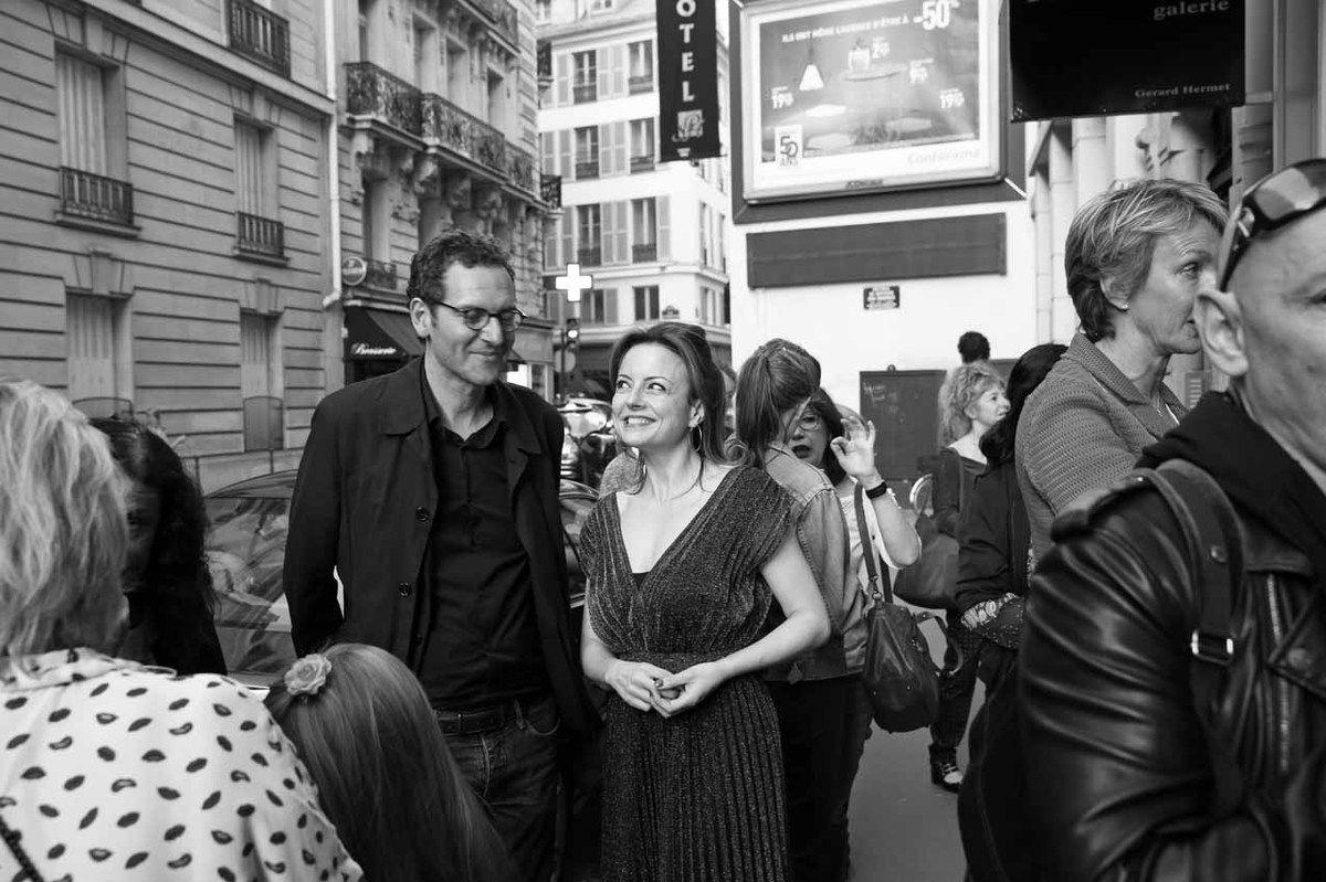 Frédéric Mette, Angela Ghezzi