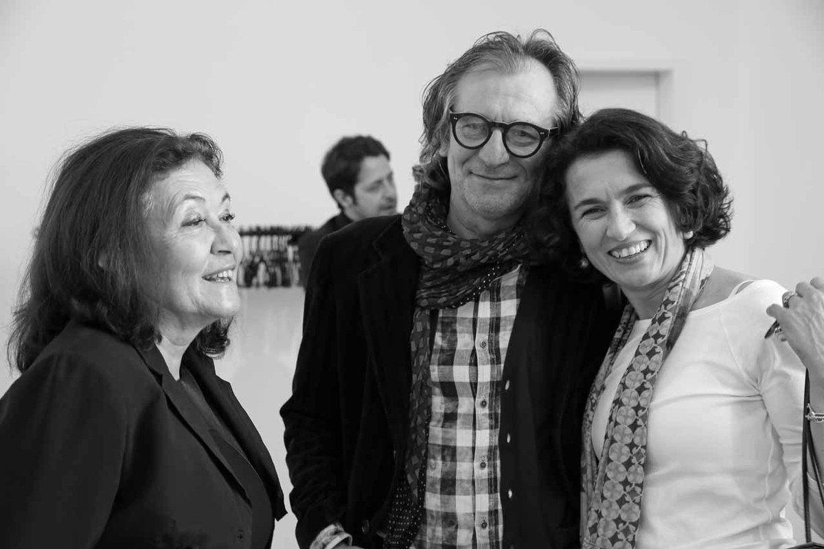 Brigitte Ferrari, Loïc Bénétière, Robert Kudelka, Lucilla Battiston-Kudelka