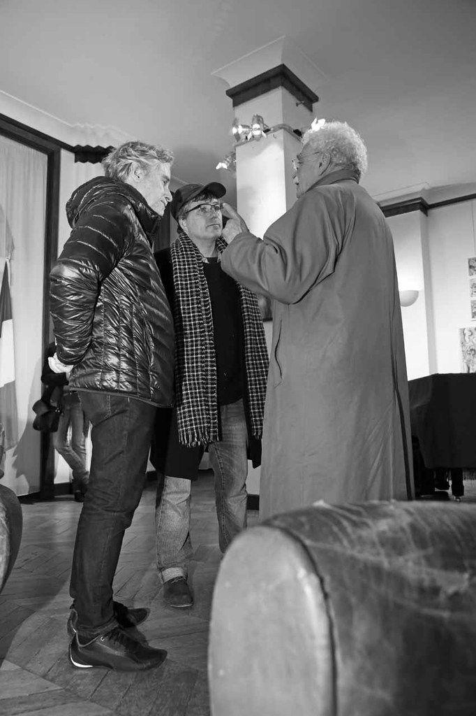 Manuel J. Cancel, Martin Reyna, Mario Gurfein