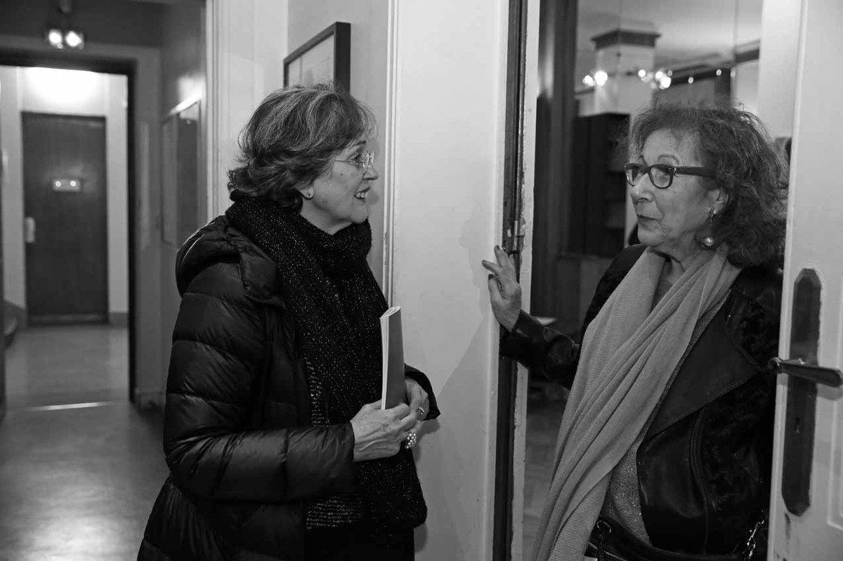 Cristina Ruiz Guinazu, Silvia Beatriz Bolotin Kogon
