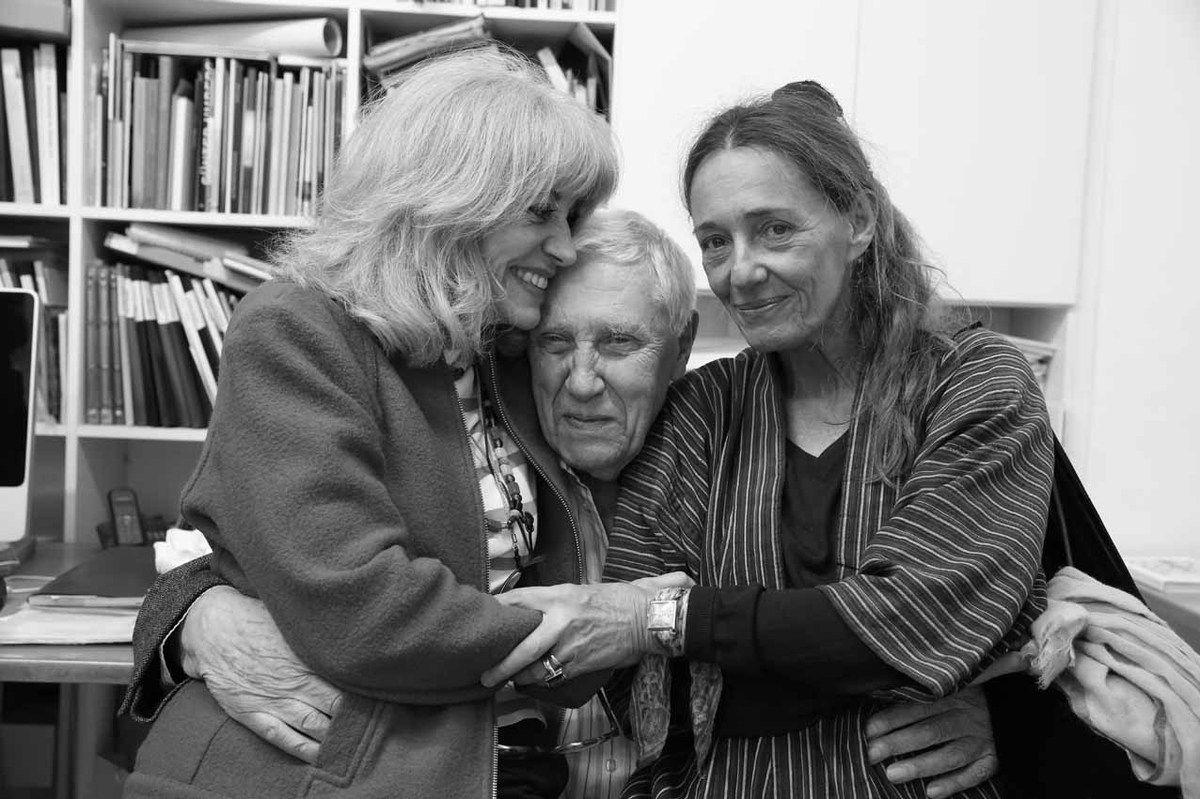 Tita Reut, Paul-Armand Gette, Nathalie Heidsieck