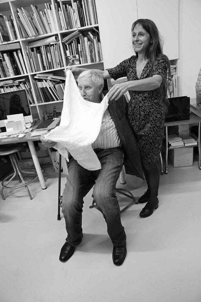 Paul-Armand Gette, Enna Chaton