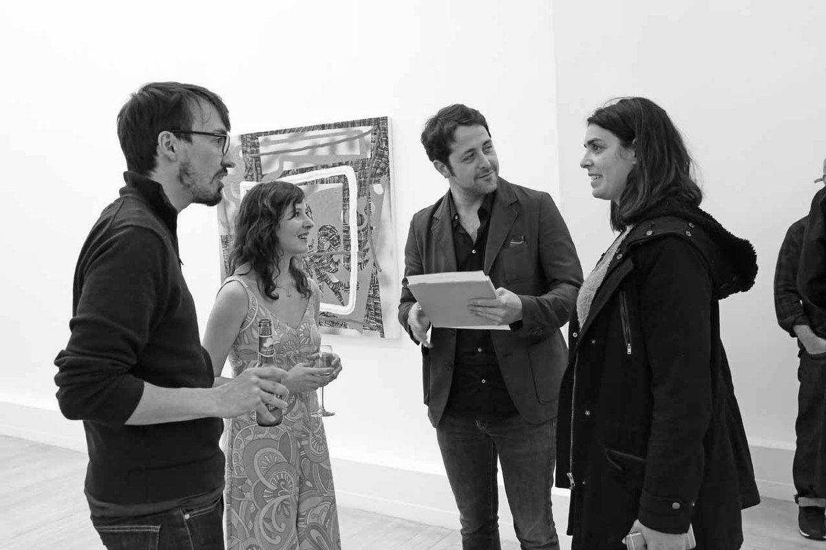 François Ceysson, Trudy Benson, Loïc Bénétière, Inconnue