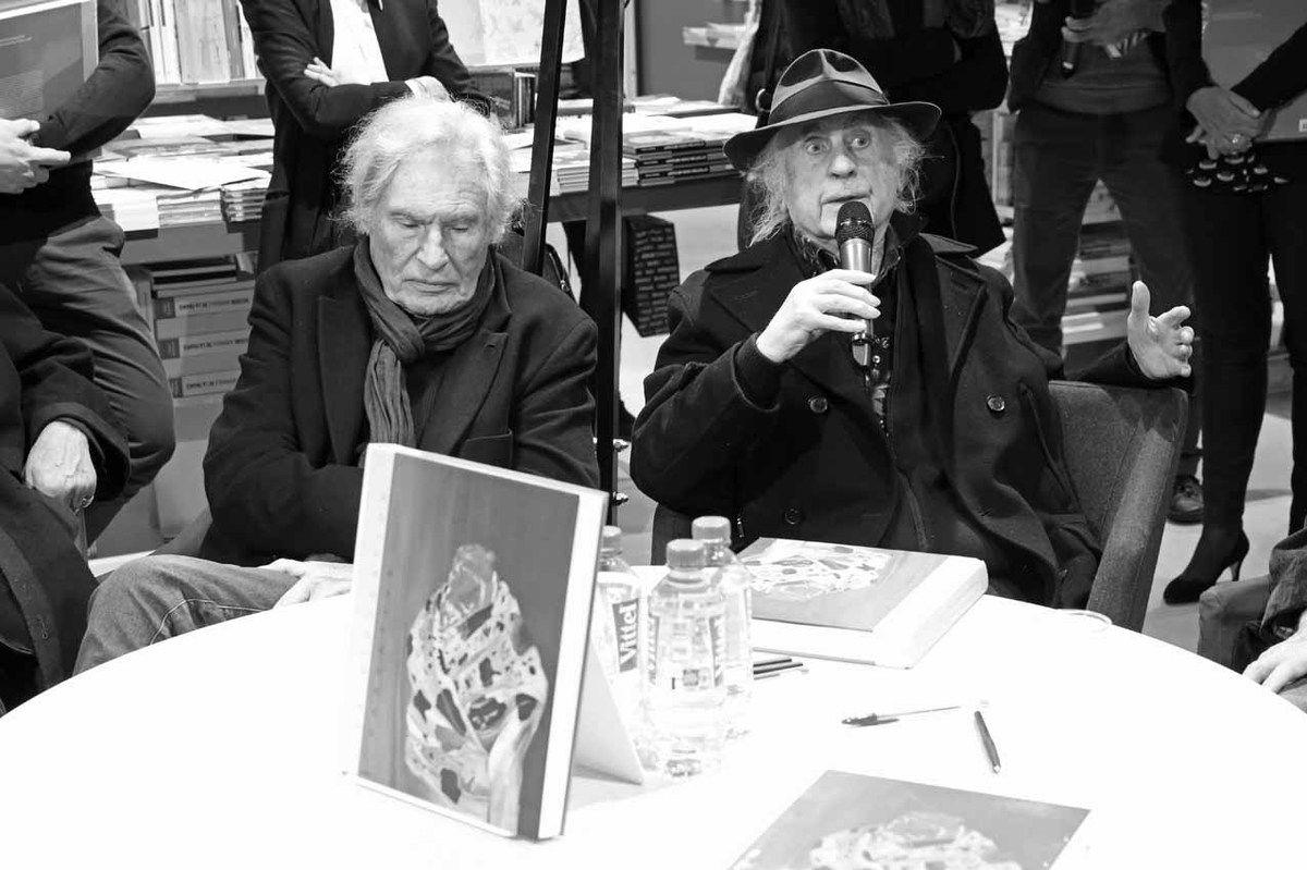Peter Klasen, Bernard Rancillac
