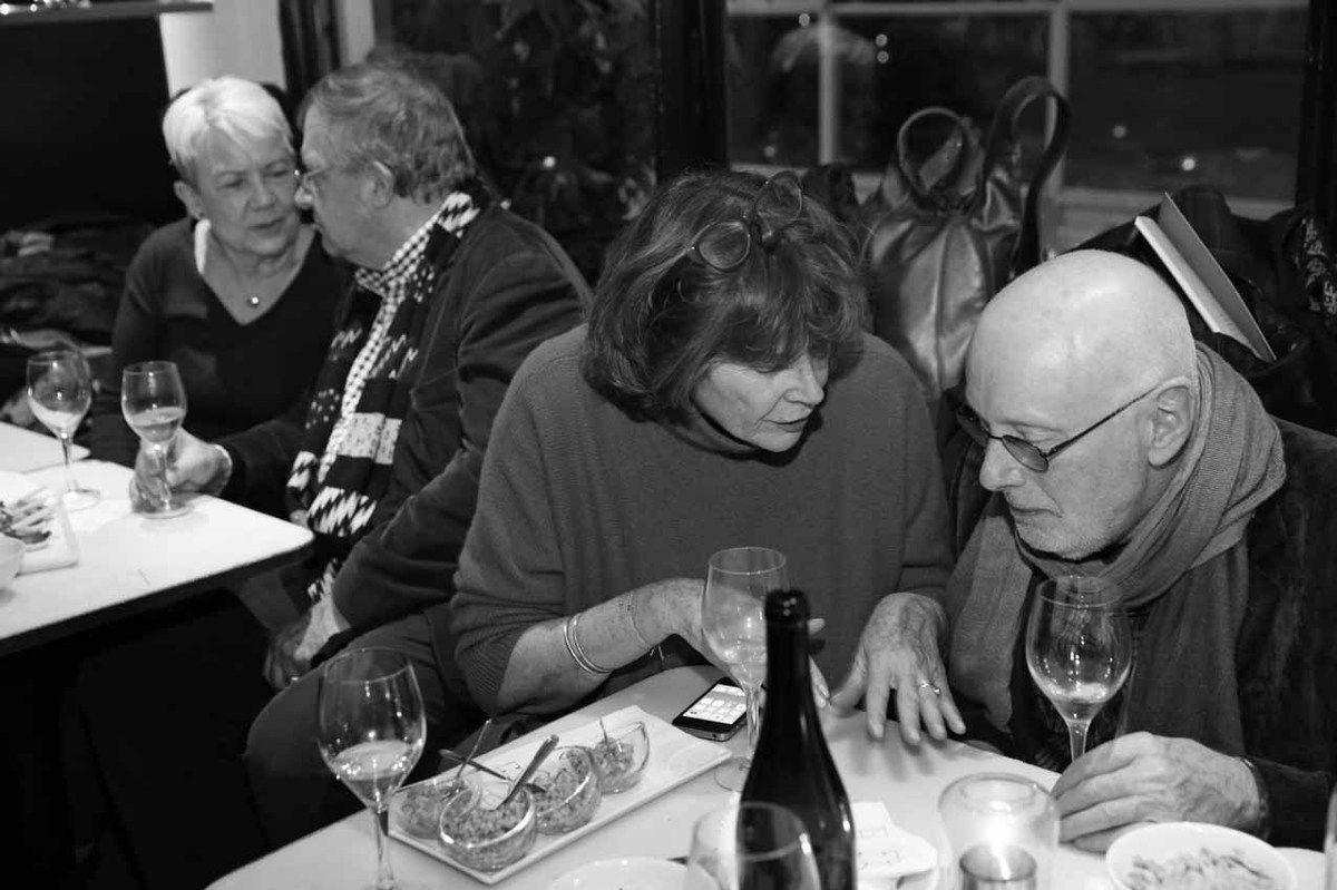 Sylvie Vasseur, Bernard Vasseur, Bénédicte Ajac, Jan Voss