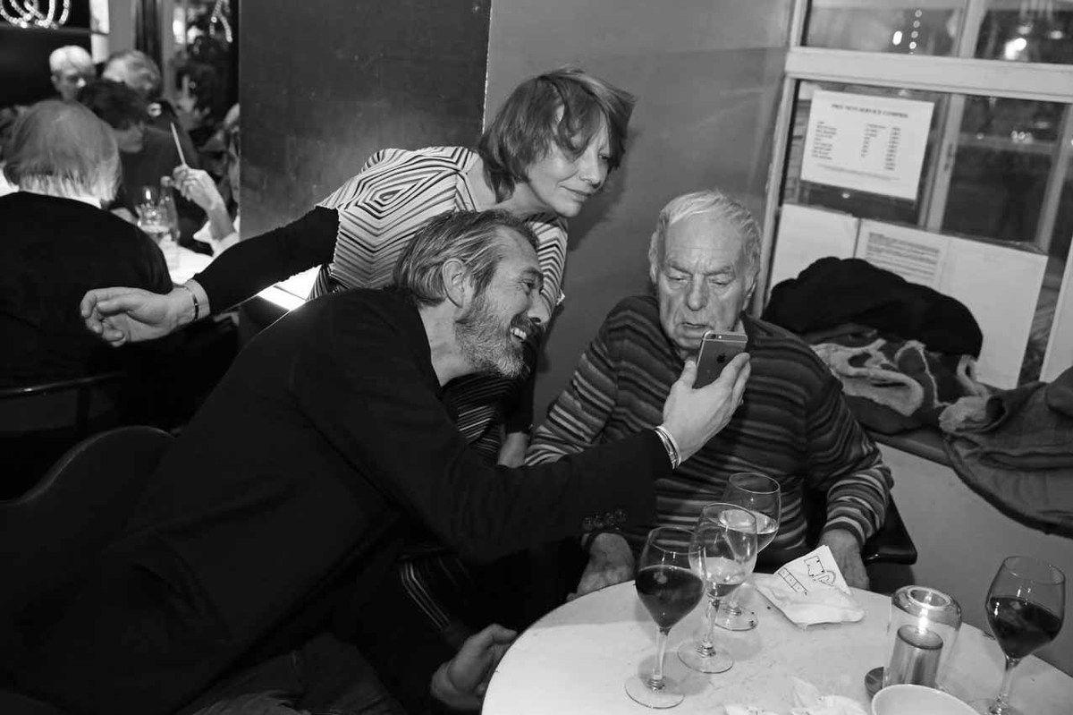 Alex Vanopbroeke, Pearl Huart, Gérard Schlosser