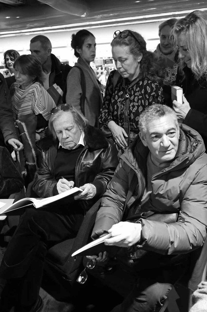 Fabienne Di Rocco, Pearl Huart, Benoît Tsirony, Inconnue, Peter Stampfli, Françoise Pétrovitch, Patrick Chelli, Stefania Del Portico