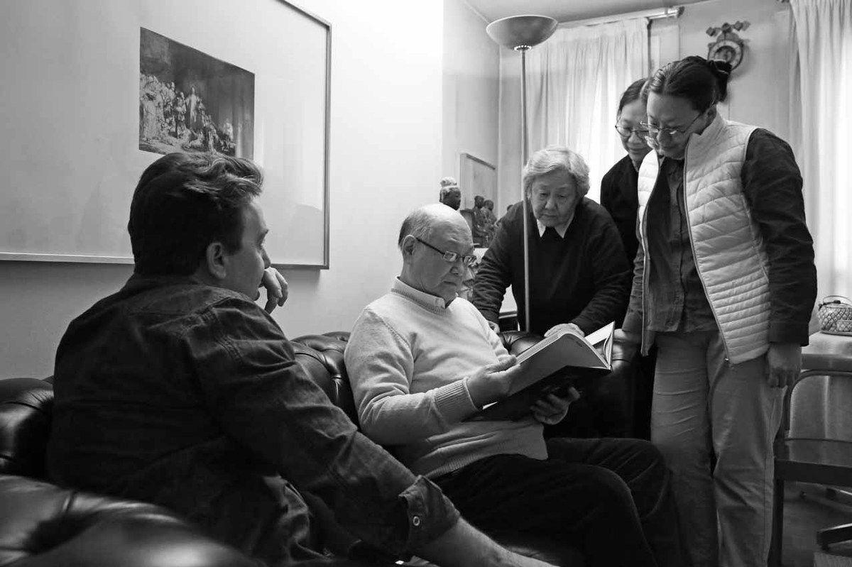 Renaud Faroux, Peng Wan Ts, Peng Keh Ming, Peng Chang Ming, Peng Chang Li