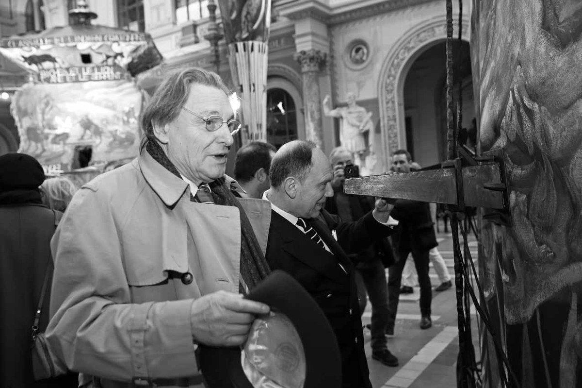 Gérard Garouste, Inconnu